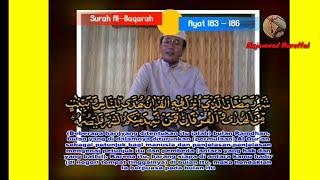 Kh Muammar Za Surat Al Baqarah 183 186