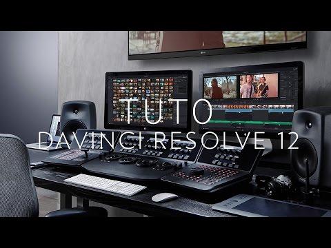 Tuto Montage Avec DaVinci Resolve.
