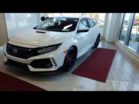 2017 Honda Civic type R (price included and gas mileage)