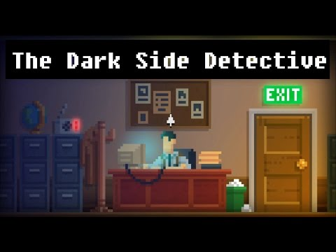 The Dark Side Detective | demo | game | | indie | Let's Play