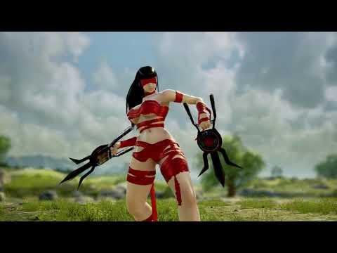 Soul Calibur VI GamePlay con nude Mods y Mod2B - YouTube
