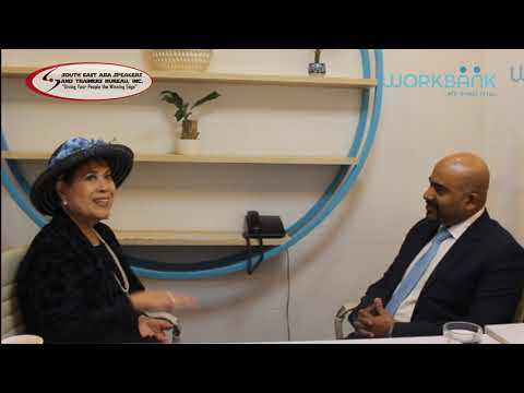 Interview with Workbank Country Head by Dina Loomis