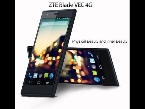 ZTE BLADE Vec 4G Review