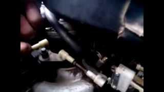 ВАЗ-21053 проблемы с педалью газа