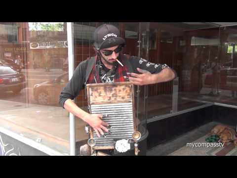 Washboard Buskers 'Travelin' Broke'
