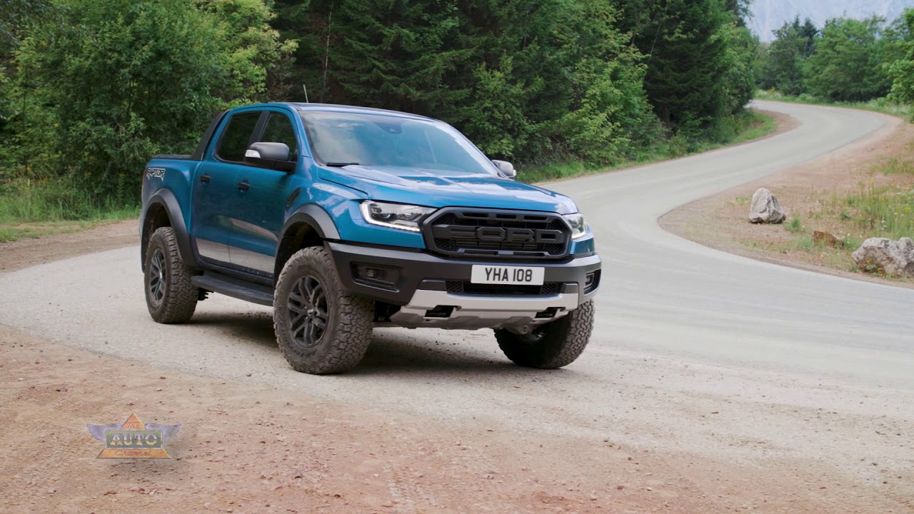 2019 Ford Ranger Raptor Heading To Europe