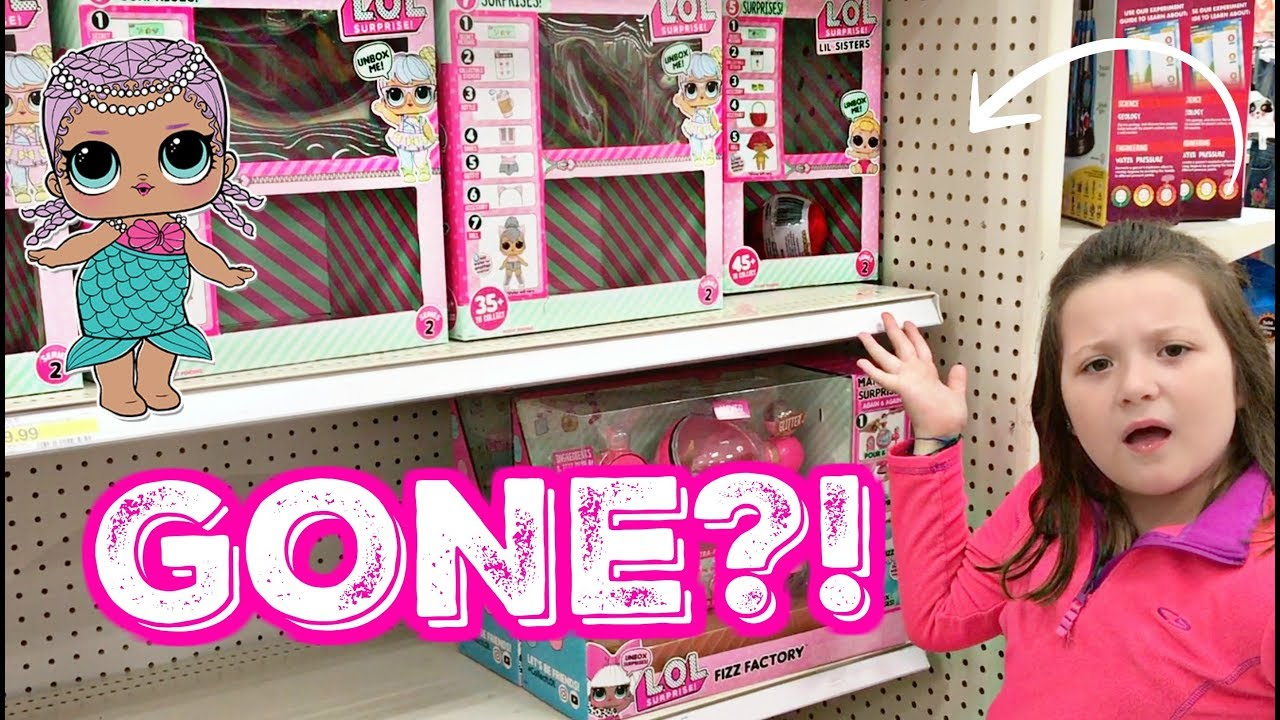Toys For Girls Lol : All new toys at target toy update lol surpise
