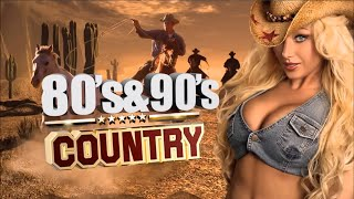Best Classic Country Songs Of 80s 90s - Greatest Country Music Of 80s 90s  - Top Old Country Songs