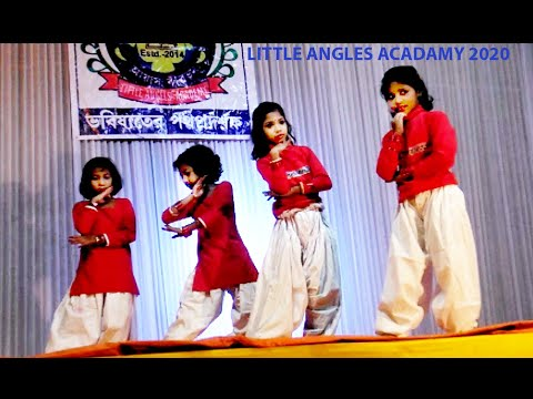 #little angels academy .   Barso ra mgha magha ...song .. new .2020 ....dance brso ra magha magha .