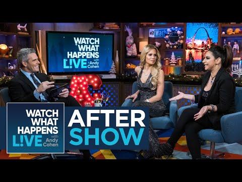 After Show: Jennifer Aydin On Danielle Staub And Margaret Josephs' Fallout  RHONJ  WWHL