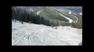 VELOBY: Буковель, февраль 2013(milavitsa, toutou, fastn и MiSHuTka на горнолыжном курорте Буковель в феврале 2013-го., 2013-02-28T17:15:21.000Z)