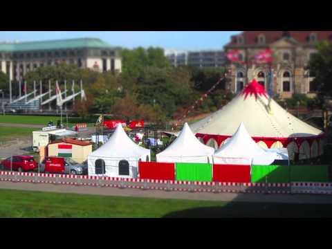 2. Cinestrange Filmfestival - Dresden - Augustusbrücke - 04.10.2013