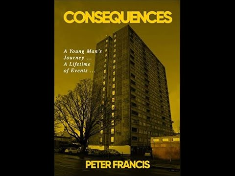 An Evening of Black Entertainment - Author Peter Francis reveals his new book Consequences -12th Feb