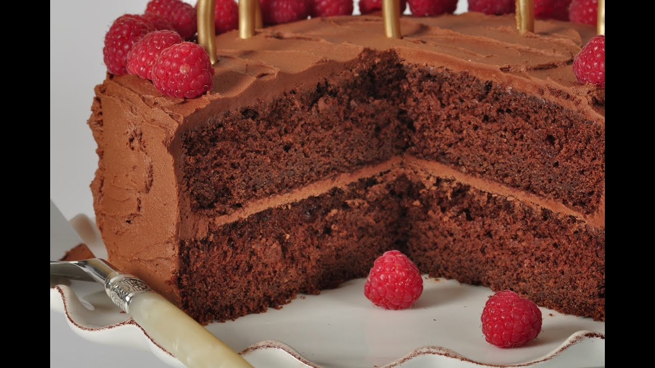 Chocolate Cake With Peanut Butter Icing Recipe