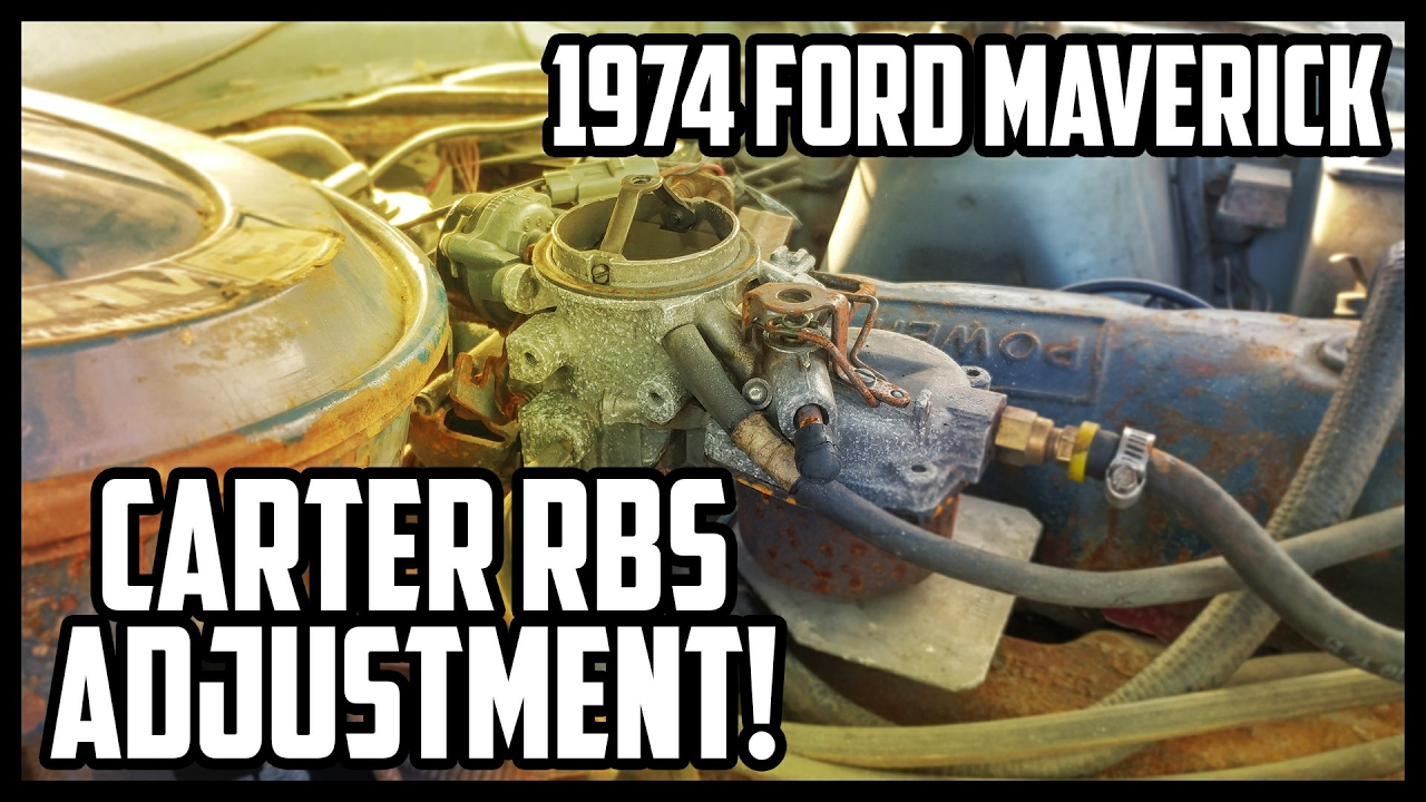 medium resolution of ford maverick 250 i6 rath motors ep 8