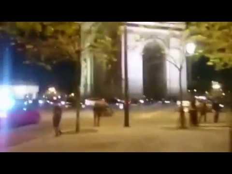 Attentato a Parigi video esclusivo