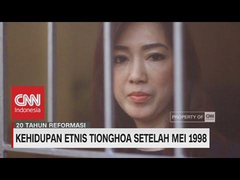 Kehidupan Etnis Tionghoa Setelah Mei 1998