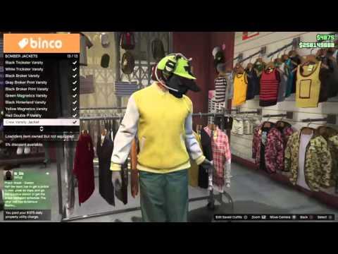Gta5 SoLO invisible Trash Outfit