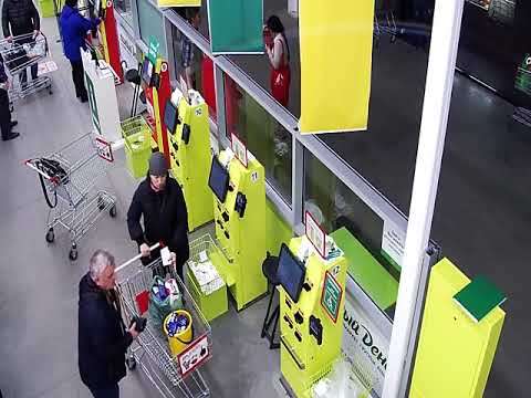 "кража сумки в ""Ковров Молле"""