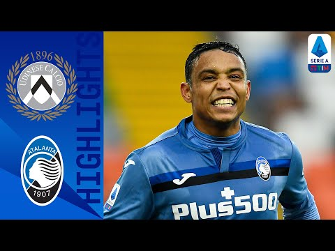 Udinese 1-1 Atalanta | Muriel risponde a Pereyra | Serie A TIM