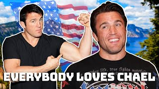 Everybody loves Chael Sonnen