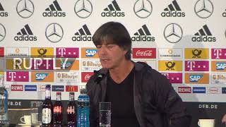 Germany: Loew comments on 'disappointing year' ahead of Netherlands match