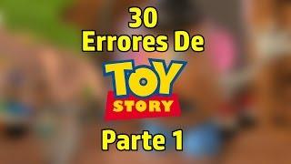 30 помилок де Історія іграшок парті 1 (1 аль 15)