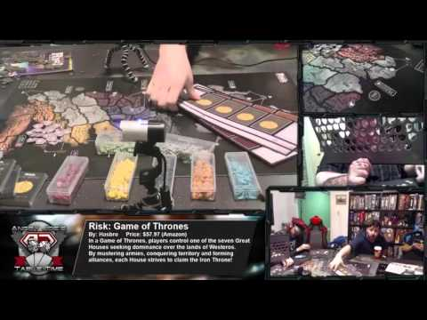 Angry Joe Plays Game Of Thrones Risk