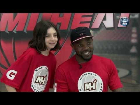 December 06, 2016 - FSS (1of2) - Inside the Heat: Udonis Haslem (2016 Miami Heat Documentary)