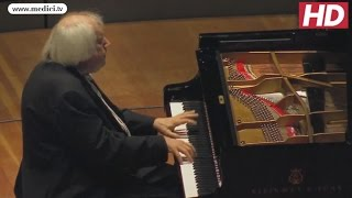 Exclusively on medici.tv! - Grigory Sokolov's recital at the  Berliner Philharmonie