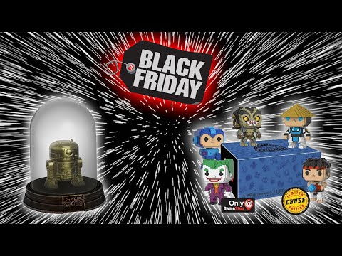 Where to get the BEST Black Friday Deals on Pops!