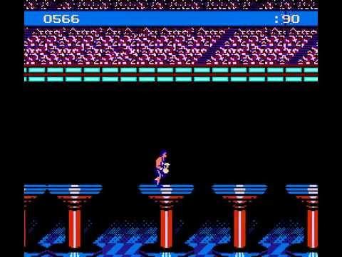 NES Longplay [243] American Gladiators