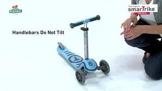 Roller és bébitaxi T1 smarTrike