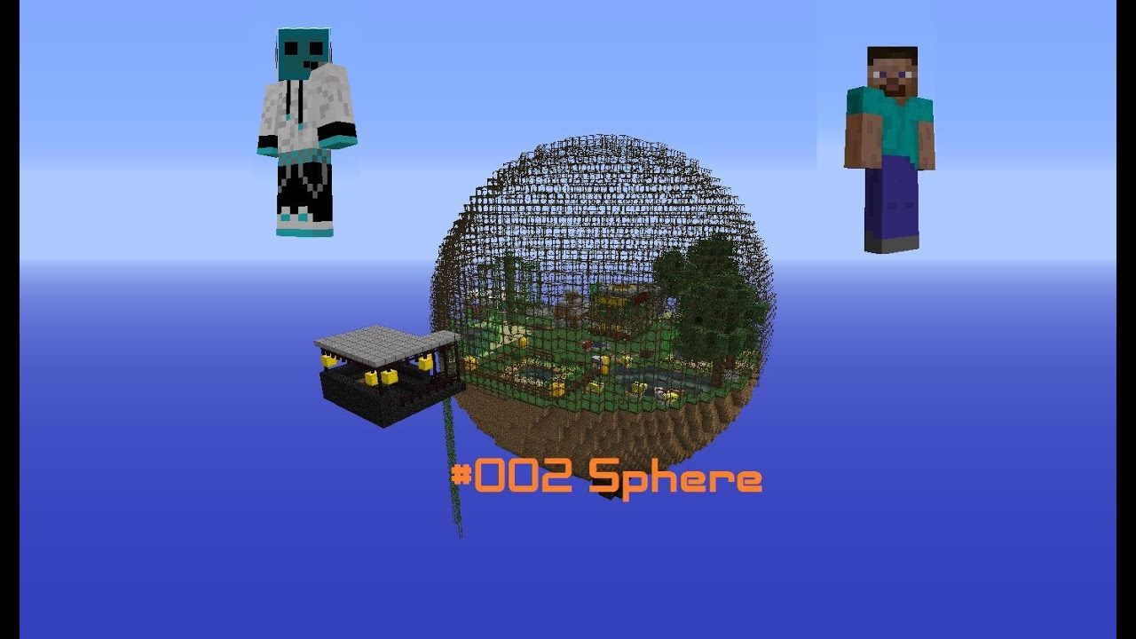 Minecraft Circle - Year of Clean Water