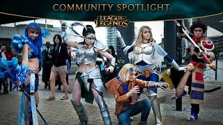 Community Spotlight: Cosplay at MCM