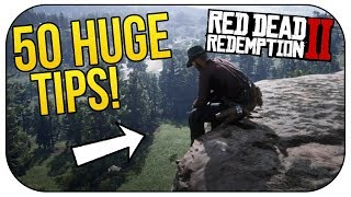50 HUGE Helpful Tips for Red Dead Redemption 2!