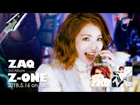 ZAQ「Zone」/ 3rd ALBUM『Z-ONE』リード曲 - Music Video Short Size