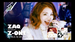 ZAQ「Zone」/ 3rd ALBUM『Z-ONE』リード曲 - Music Video Short Size