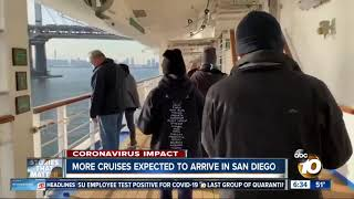 Port of San Diego takes precautions as more cruise ships expected to arrive