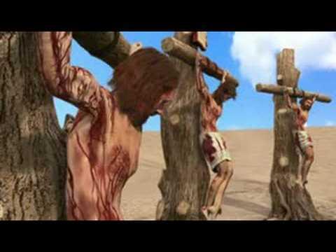 biblia ilumina jesus é levado na cruz youtube