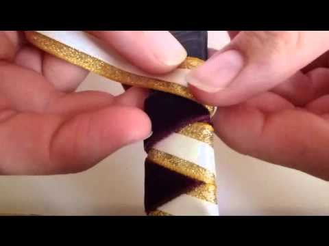 How to make a Showing Browband