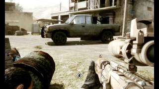 Medal of Honor Warfighter Single Player Gameplay