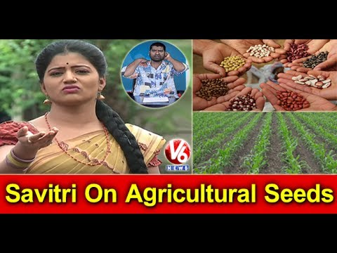 Savitri Plans To Buy Seeds For Cultivation || Weekend Teenmaar News || V6 News