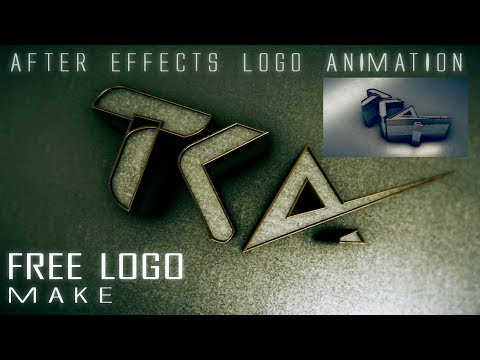 Free Logo Maker - Create Your Own Logo - How To Animate Logo in After Effects
