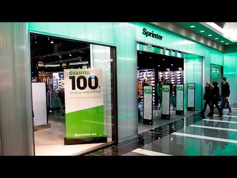Sprinter - Te presentamos nuestra Nueva Tienda en Baricentro - YouTube 5377bc85c8177