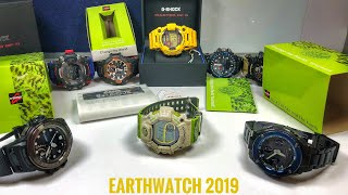 Gambar cover Master of G GW-9404KJ-3JR WildLife Promising series EARTHWATCH RANGEMAN 2019 G-Shock watch review