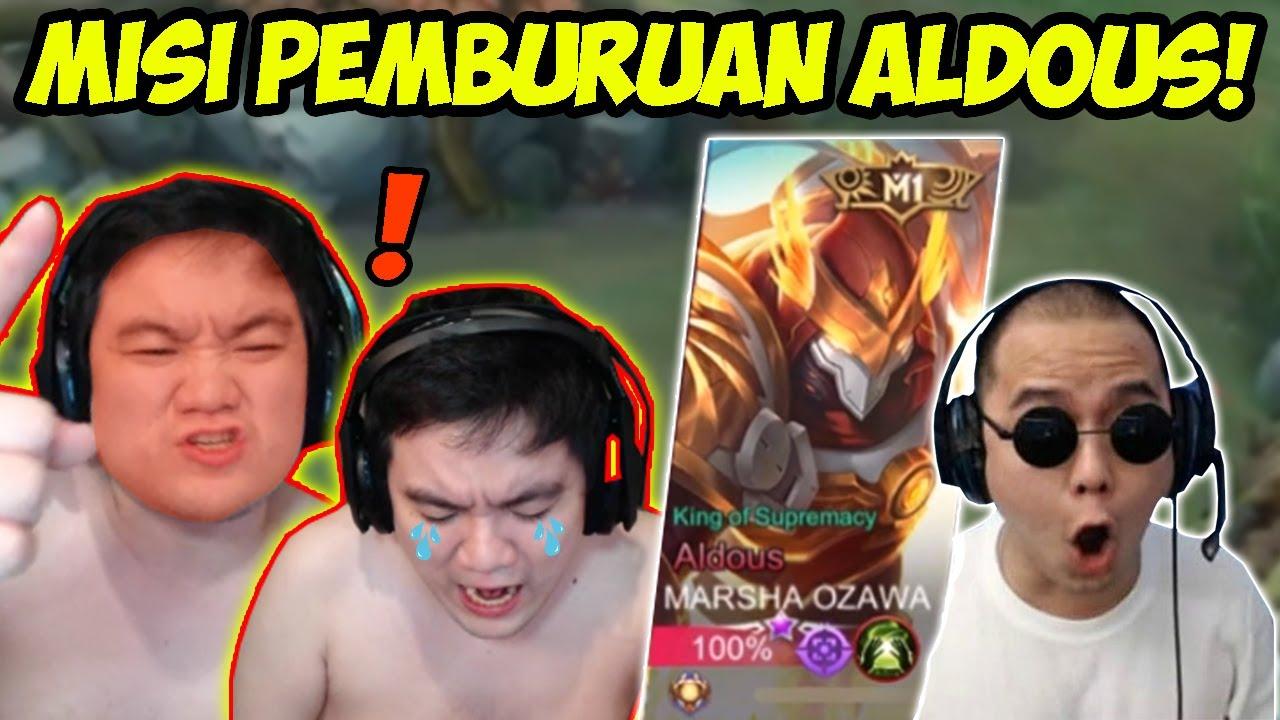 Kita Incer 'PAI' (Persatuan Aldous Indonesia) !! Tapi Endingnya Kok... | Donkey BAR BAR