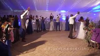Petunia  macheso wedding dance