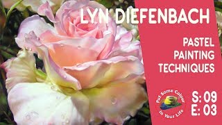 Baixar Fine Art tips on How to Create Perfect Pastel Work with Lyn Diefenbach on Colour in Your Life