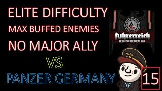 Hearts of Iron 4 - Hardest Possible Game - Fuhrerreich - Germany - Part 15